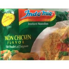 Noodles (Onion Chicken)
